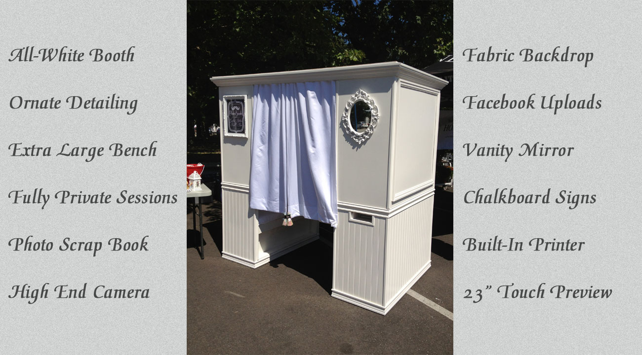 Our Photo Booths - Rentals from NYC to Montauk, NY